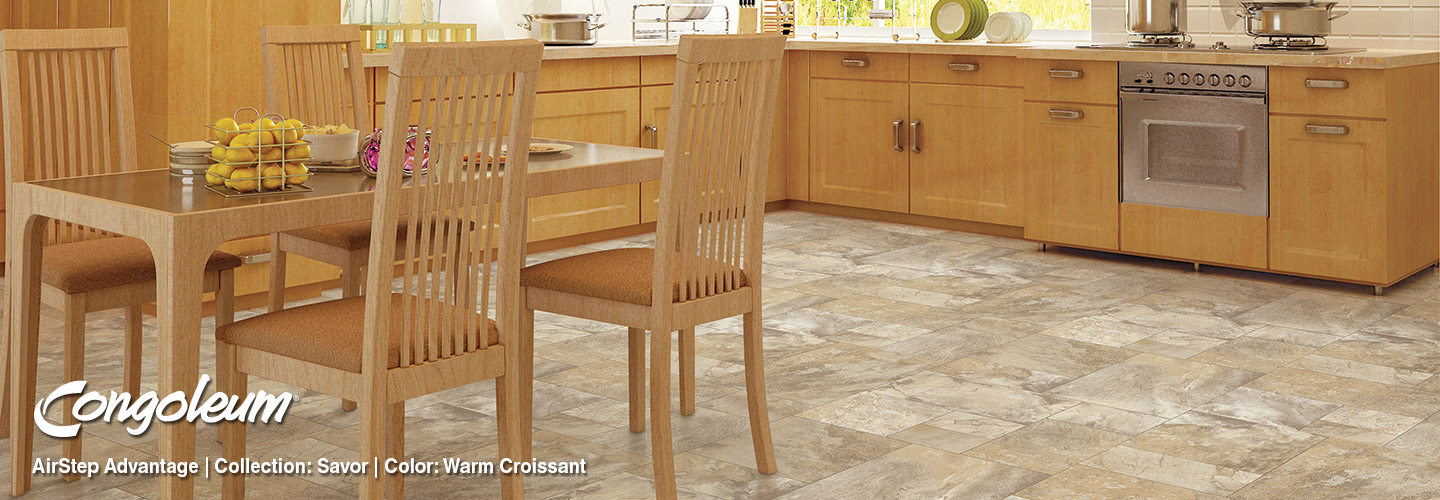 Shop our Featured Congoleum flooring in the Online Product Catalog.